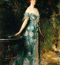 Sargent, John Singer Millicent Duchess of Sutherland end