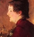 Sargent John Singer A Portrait of Violet