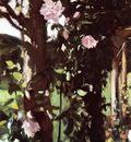 Sargent John Singer A Rose Trellis Roses at Oxfordshire