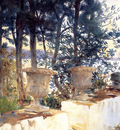 Sargent John Singer Corfu The Terrace
