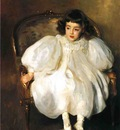 Sargent John Singer Expectancy aka Portrait of Frances Winifred Hill