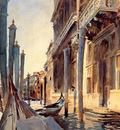 Sargent John Singer Grand Canal Venice