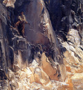 Sargent John Singer Marble Quarries at Carrara
