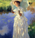 Sargent John Singer Morning Walk