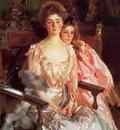 Sargent John Singer Mrs  Fiske Warren and Her Daughter Rachel