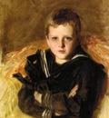 Sargent John Singer Portrait of Caspar Goodrich