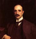 Sargent John Singer Portrait of Douglas Vickers
