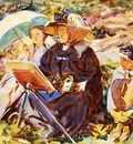 Sargent John Singer Simplon Pass The Lesson