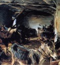 Sargent John Singer Stable at Cuenca