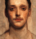 Sargent John Singer Study of a Young Man