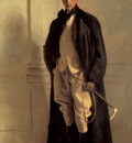 Sargent Lord Ribblesdale