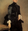 Sargent Mrs Adrian Iselin