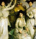 ger John Singer Sargent theAchesonSisters
