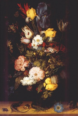 savery bouquet of flowers
