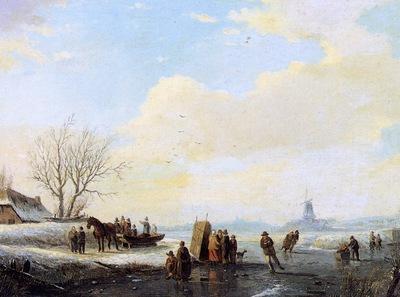 Schelfhout Andreas Ice Merriment Koek en Zopie Sun