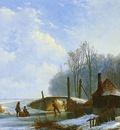 Schelfhout Andreas Scaters Sun