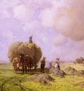 Schleich Robert The Haystacks