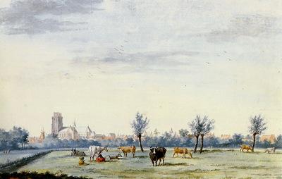Schouman Aert Dordrecht landward Sun