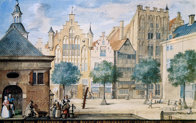 Schouman Aert Old Blyenburg House Dordrecht
