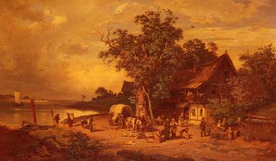 Schuster Rudolph Heinrich The Inn At The Estuary