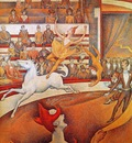 Seurat Georges The circus