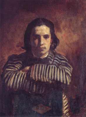 Severac G Portrait of Monet