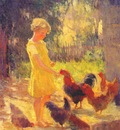 shulz,ada the pet rooster c1926