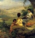 Henryk Siemiradzki Le Repos, De