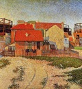 Signac Paul Gas keepers at Clichy Sun