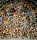 Signorelli The last judgement, 1499 1502, fresk, Orvieto cat
