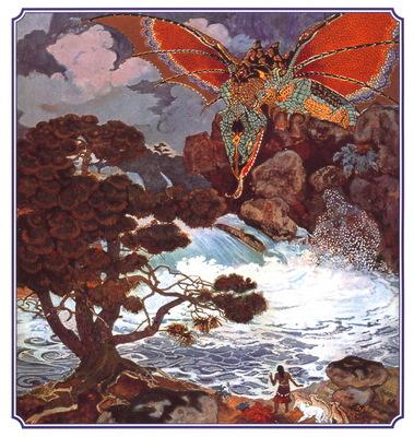 lrs Simberg Hugo Evolution of the Dragon
