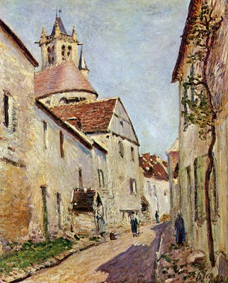 Sisley Alfred Rue de la Tannerie