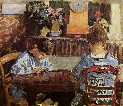 Sisley Alfred The Lesson Sun