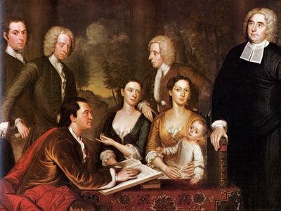 JLM 1729 John Smibert Bermuda Group
