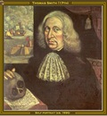thomas smith self portrait 1690 po amp