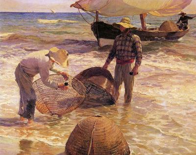 Sorolla Joaquin Pescadores Valencianos