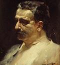 Sorolla y Bastida Joaquin Retrato de Antonio Elegido
