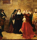 Springael Antoine Before The Execution