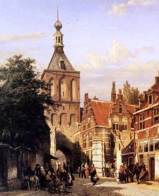 Springer Cornelis Binnenpoort in Culemborg Sun