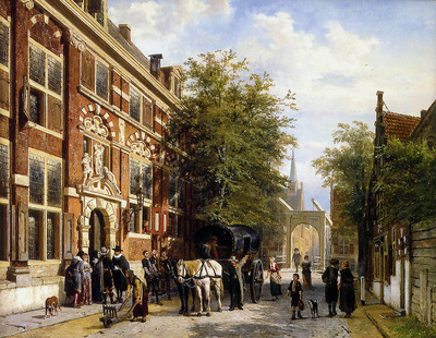 Springer Cornelis Cityview Hoorn Sun