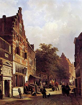 Springer Cornelis Street view Sun