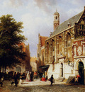 Springer Cornelis City view Sun