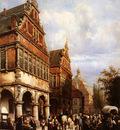 Springer Cornelis Cityhall Paderborn Sun