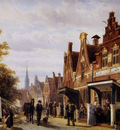 Springer Cornelis Village view Sun