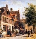 Springer Cornelis Vissersdijk in Enkhuizen Sun