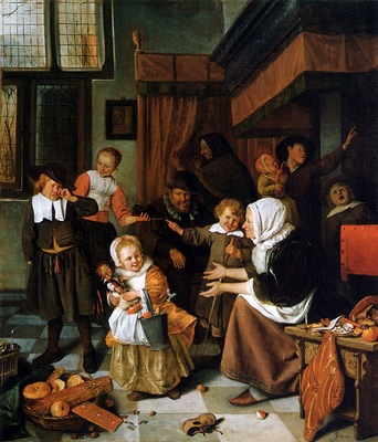 Steen Jan Sint Nicolaas Feast Sun