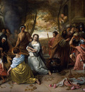 Steen Jan The sacrifice of Iphigenia 1 Sun