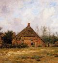 Stengelin Alphonse View on farm
