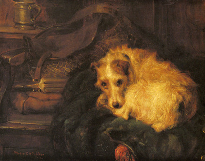 Stretton Philip Eustace Waiting For Master