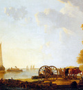 strij van jacob riverlandscape with mill